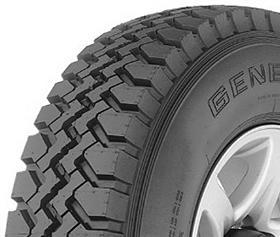 General Tire Super All Grip 7,5/- R16 C 112/110 N TT Celoroční