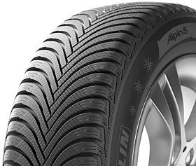 Michelin ALPIN 5 205/55 R16 91 H ZP-dojezdová Zimní