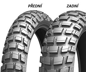 Michelin ANAKEE WILD 150/70 R17 69 R TL/TT Zadní Enduro