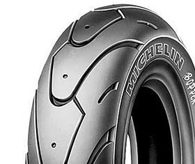 Michelin BOPPER 120/90 -10 57 L TL/TT Přední/Zadní Skútr