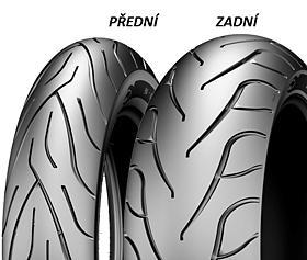 Michelin COMMANDER II F 120/70 ZR19 60 W TL/TT Přední Cestovní