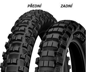 Michelin DESERT RACE 140/80 -18 70 R TT Zadní Terénní