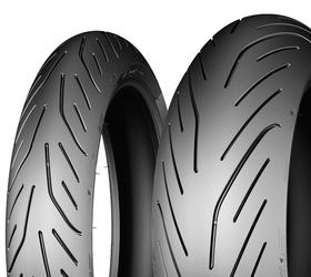 Michelin PILOT POWER 3 190/55 ZR17 75 W TL Zadní Sportovní