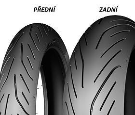 Michelin PILOT POWER 3 F 120/60 ZR17 55 W TL Přední Sportovní