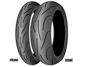 Michelin PILOT POWER 190/55 ZR17 75 W TL Zadní Sportovní