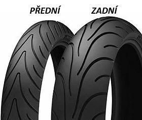 Michelin PILOT ROAD 2 F 120/70 ZR17 58 W TL Přední Sportovní/Cestovní