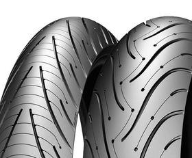 Michelin PILOT ROAD 3 160/60 ZR18 70 W TL Zadní Sportovní/Cestovní
