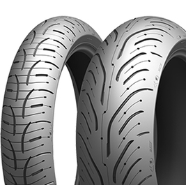 Michelin PILOT ROAD 4 GT 180/55 ZR17 73 W TL Zadní Sportovní/Cestovní