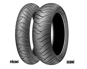 Michelin PILOT ROAD 160/60 ZR17 69 W TL Zadní Sportovní/Cestovní