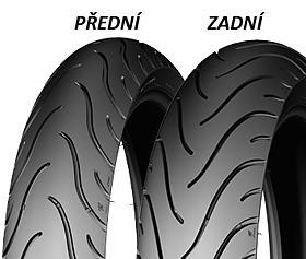 Michelin PILOT STREET RADIAL 180/55 ZR17 73 W TL Zadní Sportovní/Cestovní