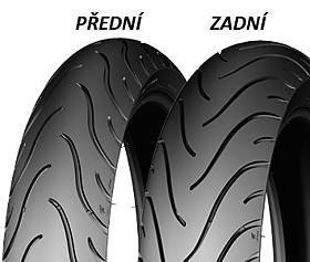 Michelin PILOT STREET 100/80 -14 48 P TL/TT Přední/Zadní Sportovní/Cestovní