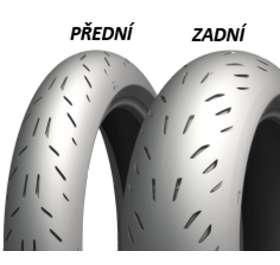 Michelin POWER CUP EVO A F 120/70 ZR17 58 W TL Přední Závodní