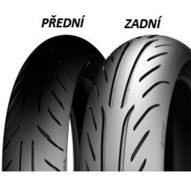Michelin POWER PURE SC RADIAL 160/60 R15 67 H TL Zadní Skútr