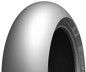 Michelin POWER SLICK EVO NHS A 200/55 ZR17 78 W TL Zadní Závodní