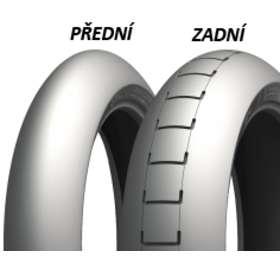 Michelin POWER SUPERMOTO A 120/75 R16,5 TL Přední Závodní