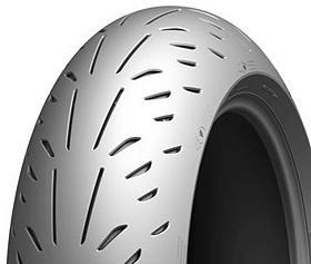 Michelin POWER SUPERSPORT EVO 190/55 ZR17 75 W TL Zadní Sportovní