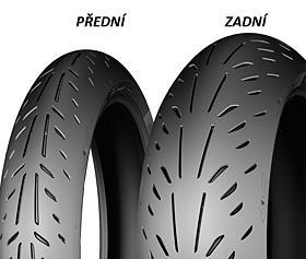 Michelin POWER SUPERSPORT 190/55 ZR17 75 W TL Zadní Sportovní