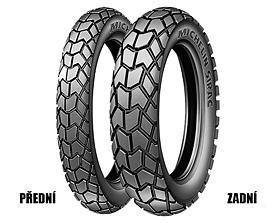 Michelin SIRAC 110/80 -18 58 R TT Zadní Enduro