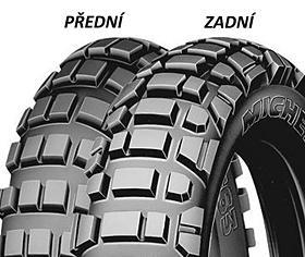 Michelin T63 F 90/90 -21 54 S TT Přední Terénní