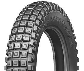 Michelin TRIAL COMPETITION X11 4/není R18 64 L TL Zadní Terénní
