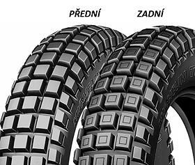 Michelin TRIAL LIGHT COMPETITION X 120/100 R18 68 M TL Zadní Terénní