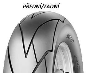 Mitas S-10 120/70 -12 51 M TL Přední/Zadní Skútr