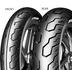 Dunlop K555 120/80 -17 61 H TL Přední Cestovní