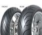 Dunlop SPORTMAX ROADSMART III 170/60 ZR18 73 W TL Zadní Sportovní/Cestovní