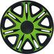 J-Tec Nascar Green Black 15'' zeleno/černá (sada)