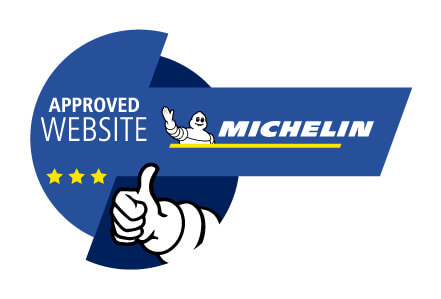 Náš e-shop splňuje standardy Michelin.
