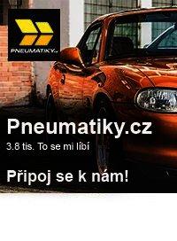 Pneumatiky.cz - Připoj se k nám!